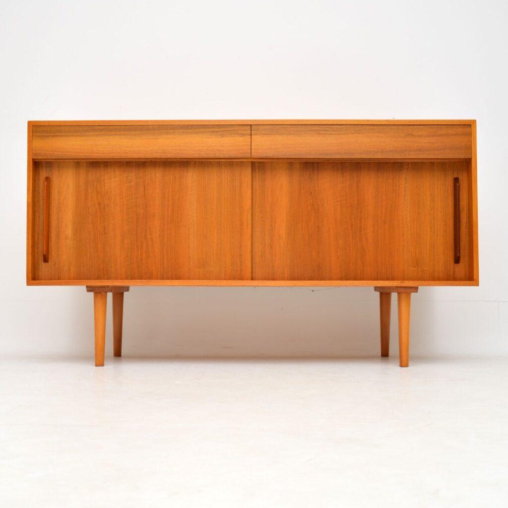 retro vintage hille robin day sideboard