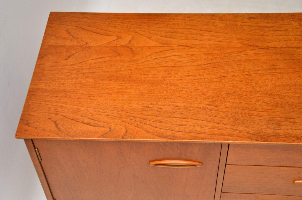 danish teak retro vintage sideboard