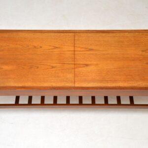 1960's Teak Vintage Coffee Table