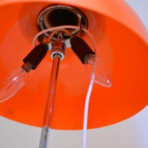 1970's Vintage Italian Table Lamp by Harvey Guzzini