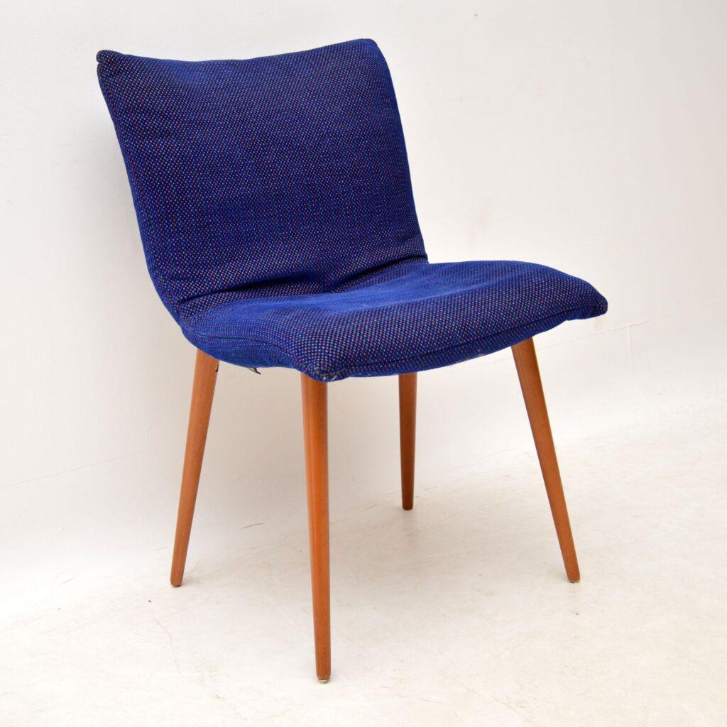 set of six ligne roset dining chairs