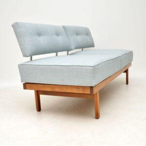 retro vintage sofa bed wilhelm knoll