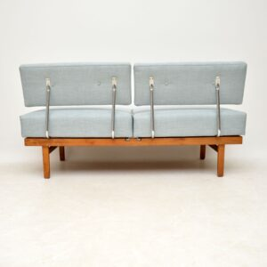 1950's Vintage Sofa Bed by Wilhelm Knoll