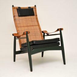 danish dutch retro vintage armchair pj muntendam