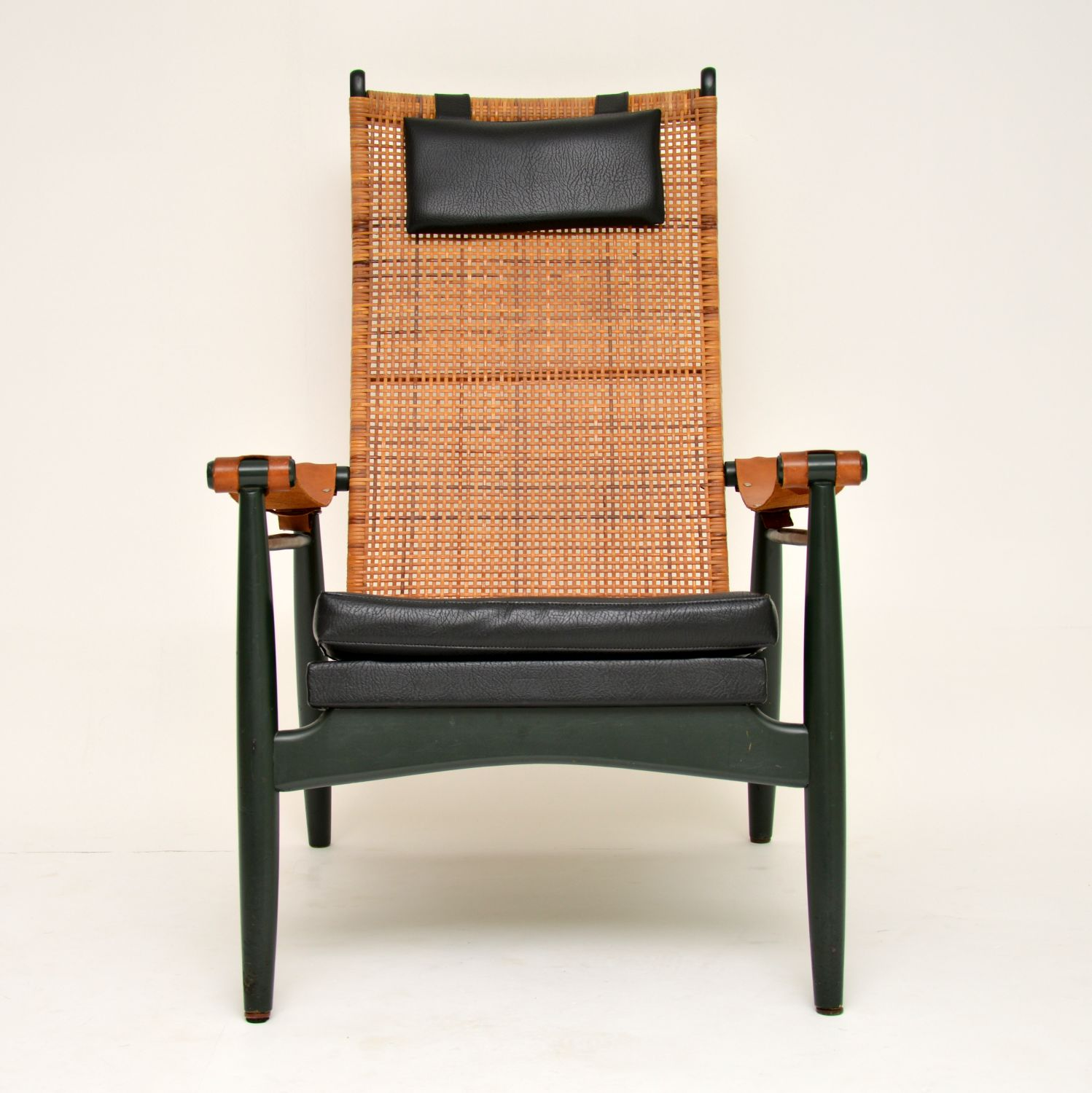 danish dutch retro vintage armchair pj muntendam