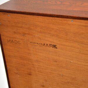 1960's Danish Rosewood Sideboard by Arne Vodder