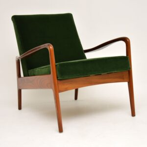 1960's Pair of Vintage Armchairs by Greaves & Thomas