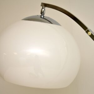 retro vintage italian floor lamp arc lamp lighting