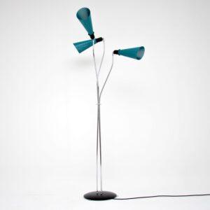 retro vintage italian lamp lighting