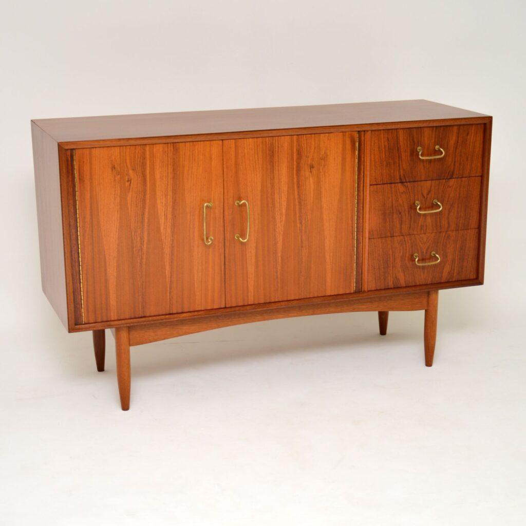 retro vintage rosewood vanson sideboard