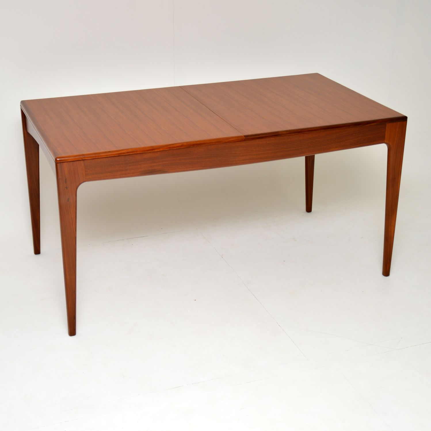 retro vintage teak dining table john herbert younger