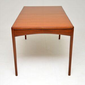 1960's Vintage Teak Dining Table by John Herbert for Younger