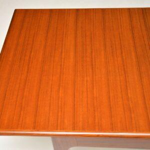 retro vintage teak dining table john herbert younger