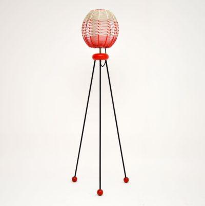 retro vintage atomic lamp lighting