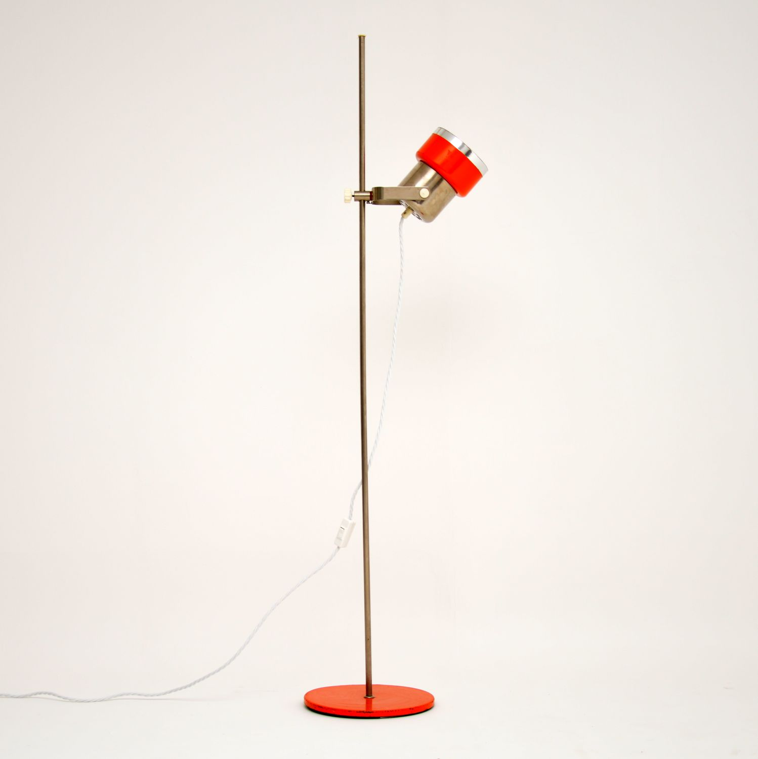 retro vintage floor lamp