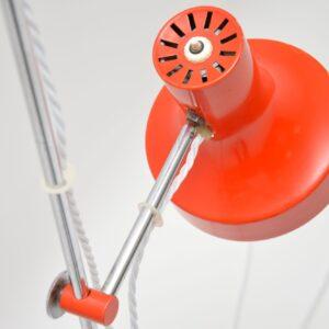 1960's Vintage Adjustable Floor Lamp