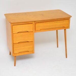 retro vintage 1950s desk