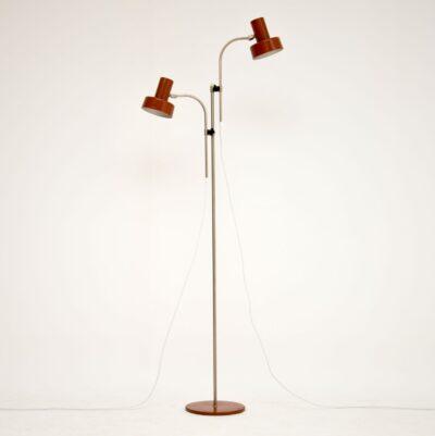 retro vintage italian adjustable floor lamp