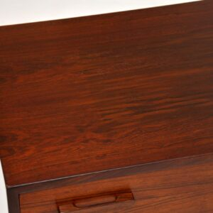1960's Danish Rosewood Chest of Drawers by Kai Kristiansen