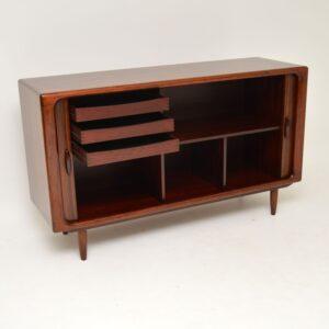 1960's Danish Rosewood Vintage Sideboard by Dyrlund