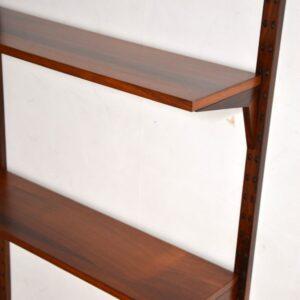 1960's Danish Rosewood Cado Royal Shelving / Desk / Bookcase