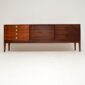 robert heritage archie shine rosewood sideboard