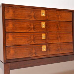 robert heritage archie shine rosewood sideboard