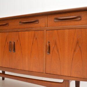 teak retro vintage sideboard by g- plan