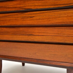 Danish Rosewood Chest of Drawers by Poul Cadovious