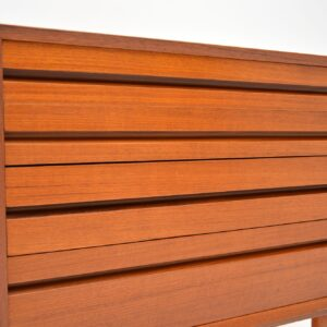 Danish Vintage Teak Chest of Drawers by Poul Cadovius