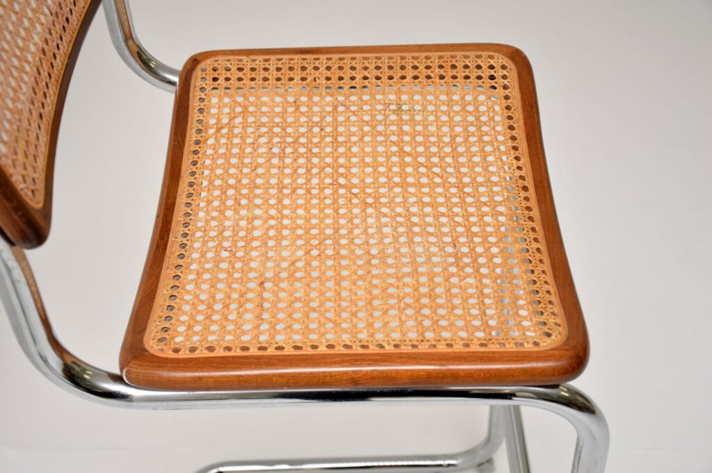 marcel breuer cesca bar stool retro vintage
