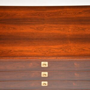 Pair of Rosewood Chest of Drawers by Robert Heritage for Archie Shine