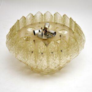 retro vintage lucite perspex acrylic chandelier