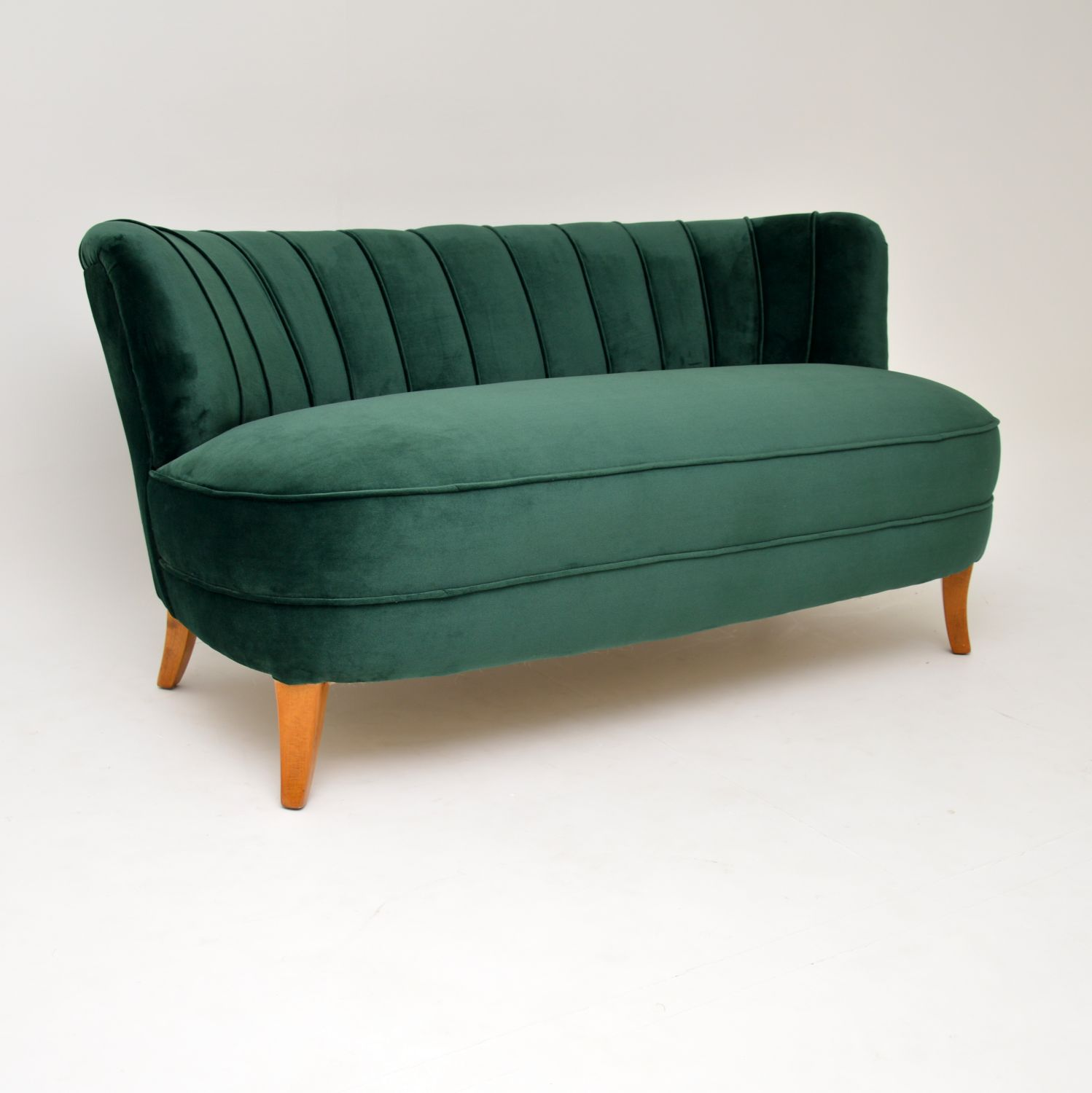 retro vintage cocktail sofa