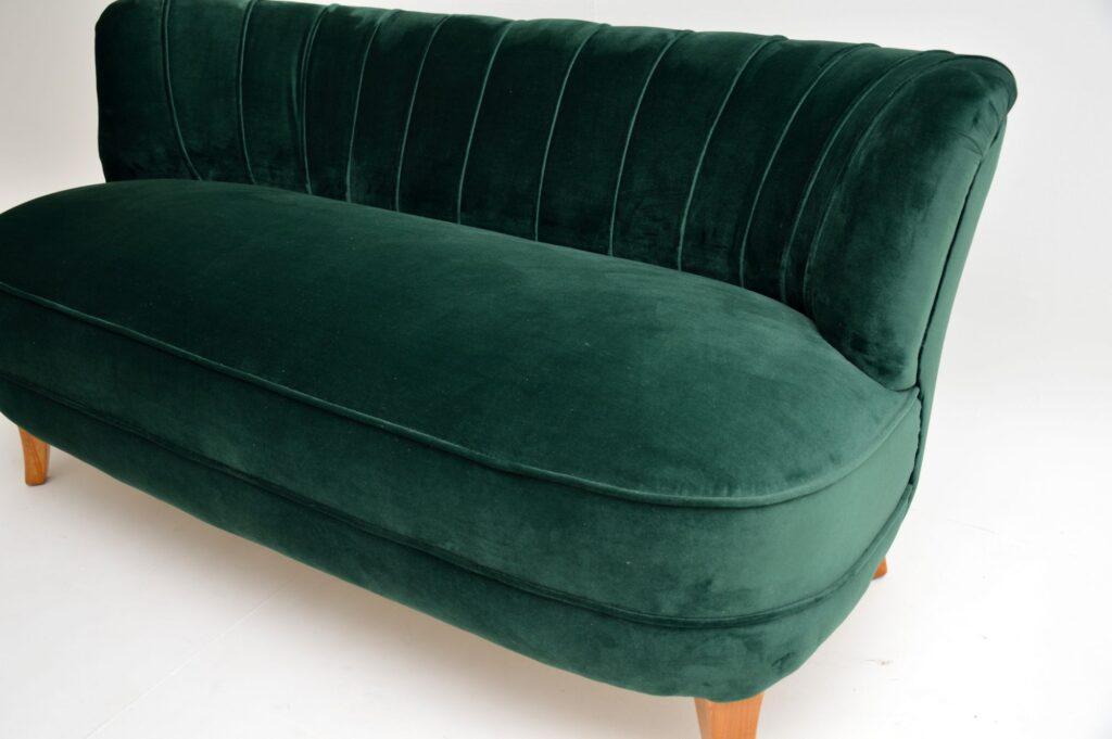 retro vintage cocktail sofa