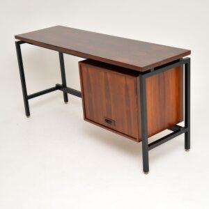 Danish Rosewood Desk Vintage 1960's