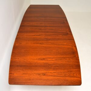 1960's Vintage Rosewood Dining Table by McIntosh