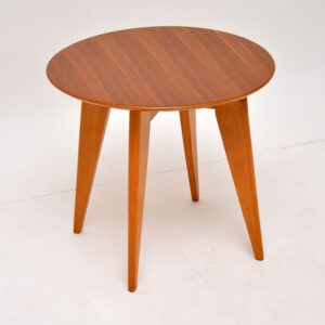 1960's Vintage Walnut Coffee / Side Table by H. Shaw