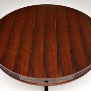 Rosewood Vintage Dining Table by Robert Heritage for Archie Shine