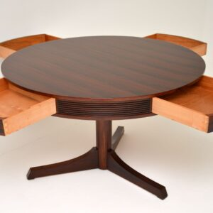 archie shine robert heritage drum dining bridgeford dining table