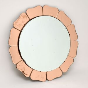 1920's Vintage Art Deco Mirror