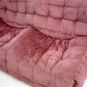 retro vintage kashima togo sofa ligne roset michel ducaroy