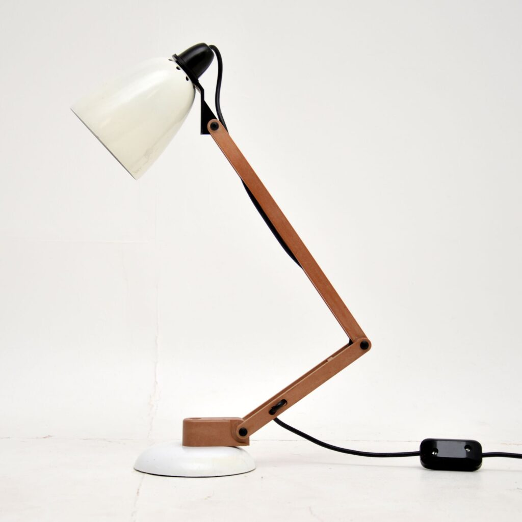 retro vintage desk lamp maclamp terence conran