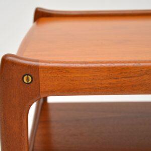 danish retro teak coffee table vintage retro