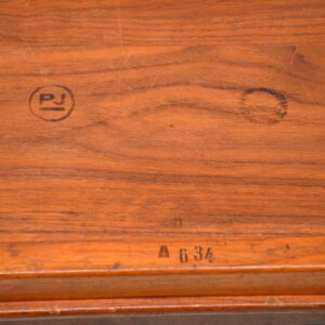 danish retro vintage teak nest of tables grete jalk p jeppesen