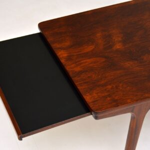 1960's Vintage Rosewood Coffee Table by McIntosh