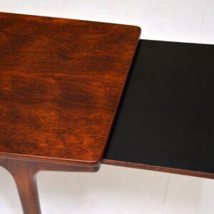 rosewood retro vintage coffee tablerosewood retro vintage coffee table by mcintosh by mcintosh