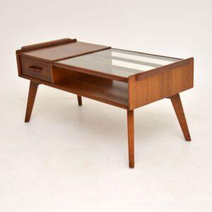 retro vintage g- plan tola coffe table