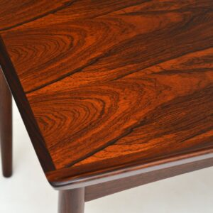 1960's Vintage Rosewood Coffee Table