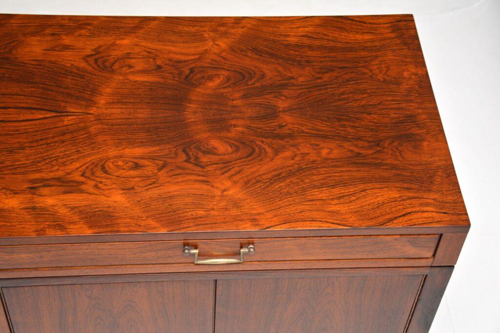 robert heritage rosewood vintage retro danish sideboard
